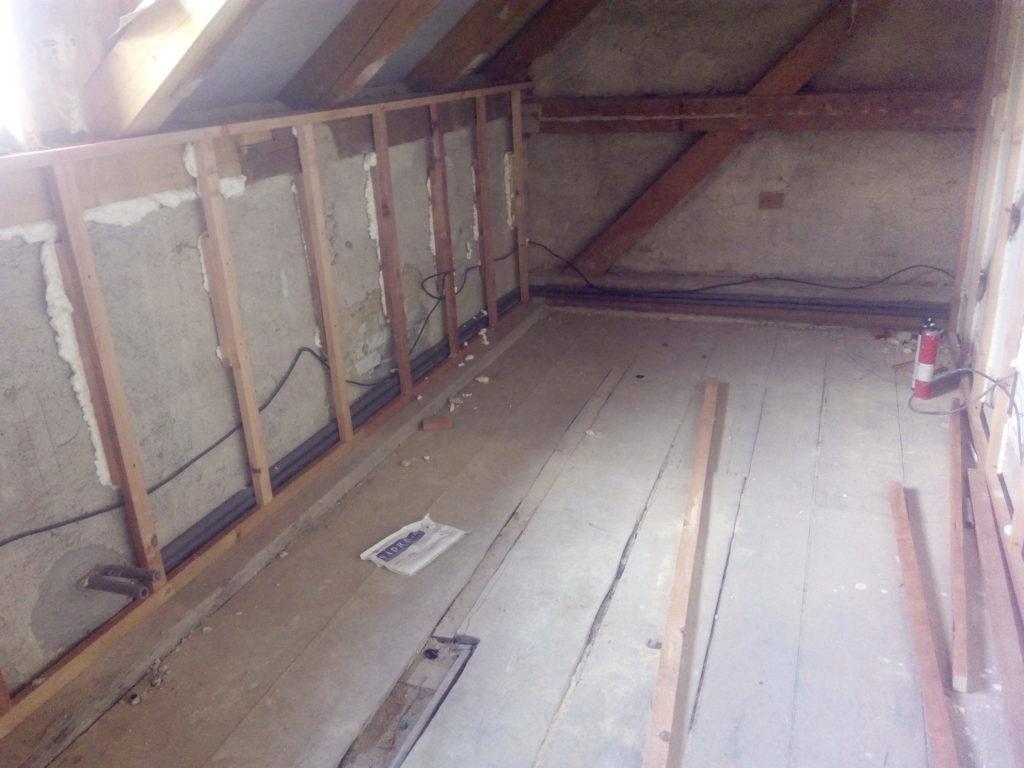 Rekonstrukce domu Vápenná